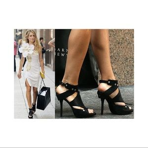 SJP's Famous Gladiator Style Sandals
